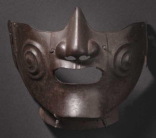 An Ubaho mempo, late Edo period