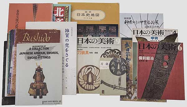 A comprehensive collection of magazines and publications