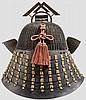 A 62-plate ko hoshi kabuto, early Edo period