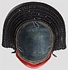 A seven-plate kawara kabuto, 2nd half of Edo period