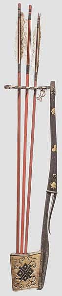 A quiver, late Edo period