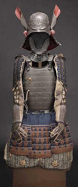 A yokohagi do gusoku, 1st half of Edo period