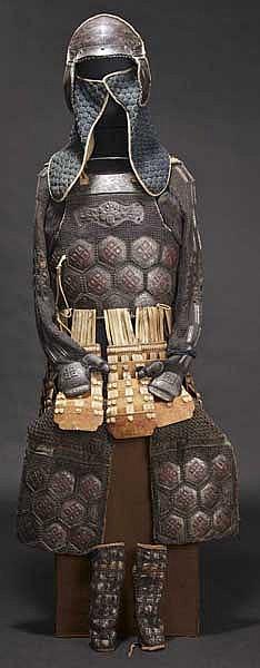 A tatami do gusoku, 1st half of Edo period