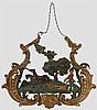 Wirtshaus- oder Herbergsschild um 1800