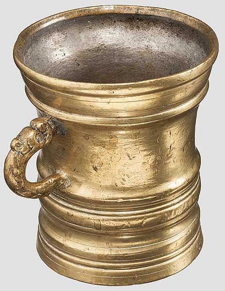 Tiroler Bronzemörser, Mitte 17. Jhdt.