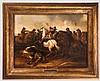 Georg Philipp Rugendas (Augsburg 1666 - 1742), Schlachtengemälde um 1700, Georg Philipp Rugendas, €2,000