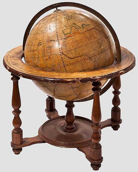 Globus, Dekorationsobjekt im Stil des 16. Jhdts.