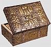Barocke Schreibkassette, Niederlande um 1680