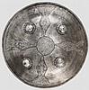 Schild, Persien, 19. Jhdt.