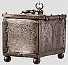 Geätztes Eisenkästchen, wohl Nürnberg um 1600