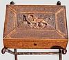 Tisch-Nähkästchen, China um 1900