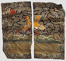 Rangabzeichen, China, 19. Jhdt.