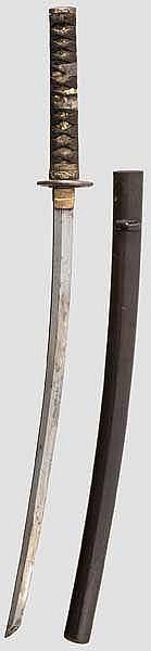 Kogatana, um 1800