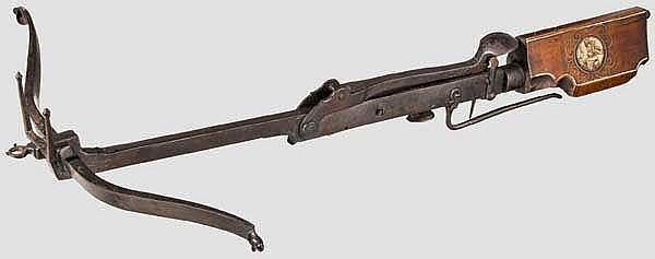 Kugelschnepper, deutsch, 3. Viertel 17. Jhdt.