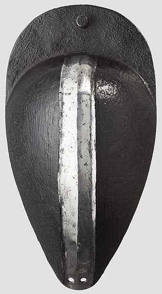 Schwarz-weiße Schamberge, süddeutsch um 1580
