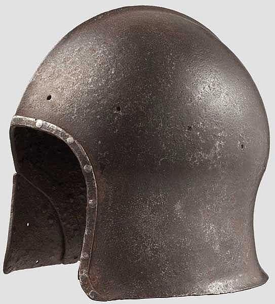 Bogenschützen-Celata, Sammleranfertigung im Stil des 15. Jhdts.