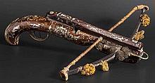 A German deluxe pistol crossbow, circa 1760