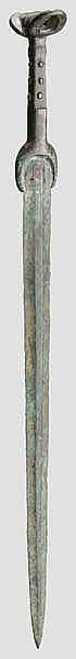 Fächergriffschwert, Luristan, 10. - 9. Jhdt. v. Chr.