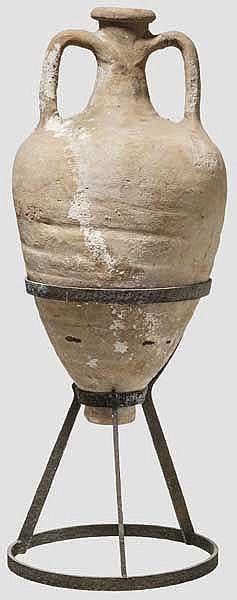 Amphore vom Typ Forlimpopoli B, römisch, spätes 1. - 3. Jhdt. n. Chr.