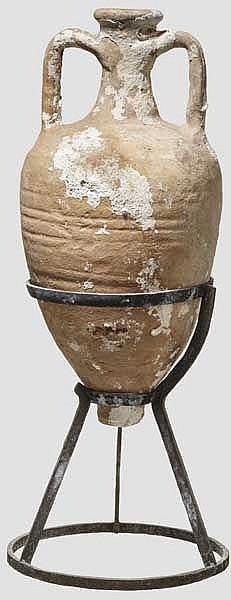 Amphore vom Typ Forlimpopoli B, römisch, 1. - 3. Jhdt. n. Chr.