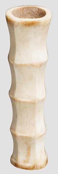 Beinerner Schwertgriff, römisch, 1. - 3. Jhdt.