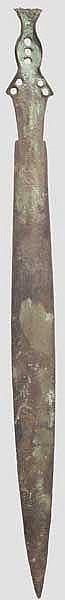 Griffzungenschwert der Späten Bronzezeit, 10. - 9. Jhdt. v. Chr.
