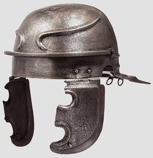 Römischer Helm, Typ Weisenau, Sammleranfertigung im Stil des 2. Jhdts.