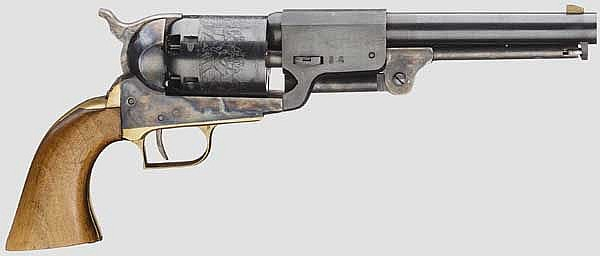 Colt 2nd Model Dragoon, Hege-San Marco