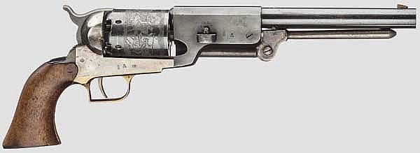 Colt Walker Model, Wischo