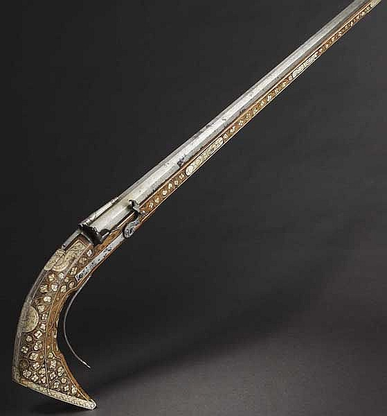 A South German flintlock petronel, circa 1570/80
