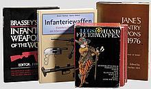 Konvolut Waffenbücher