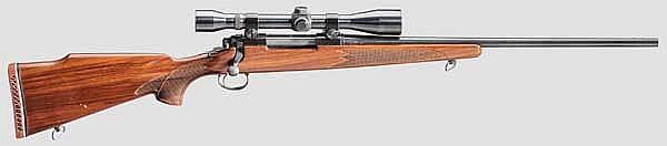 Repetierbüchse Remington Mod. 700, mit ZF Weaver