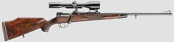 Repetierbüchse Mauser Modell 66, mit ZF Zeiss