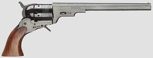Colt 1836 Paterson, Hege-Uberi