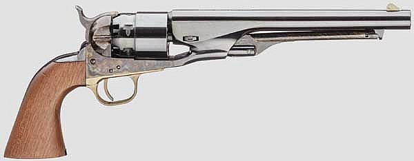 Colt 1860 New Model Army, Centaure