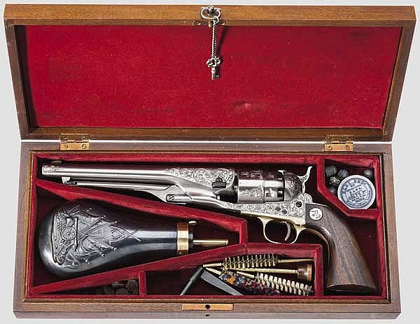 Centaure-Perkussionsrevolver 1860 New Model Army
