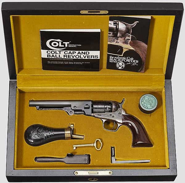 Colt Model 1862 Pocket Navy, Postwar