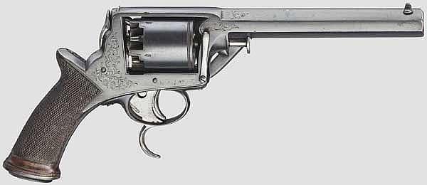 Tranter 2. Modell mit Doppelabzug, um 1854/55