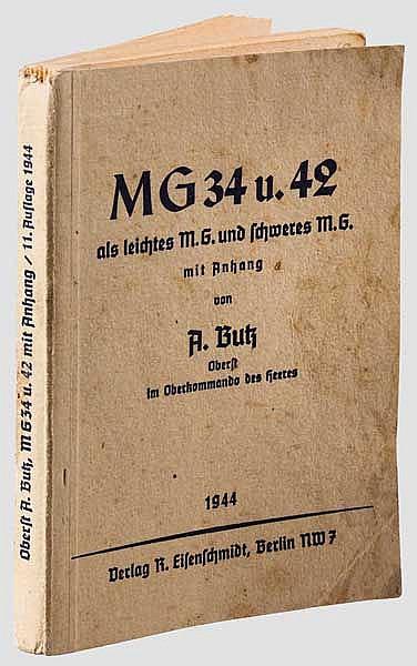Dienstvorschrift MG 34 / 42