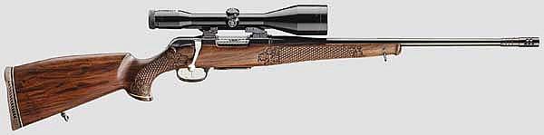 Repetierbüchse Kriegeskorte Mod. 640 L, mit ZF Zeiss