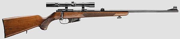 Repetierbüchse Walther KKJ