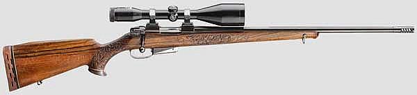 Repetierbüchse Krico - Waffen Oschatz, mit ZF Zeiss