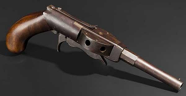 A Cochran turret revolver