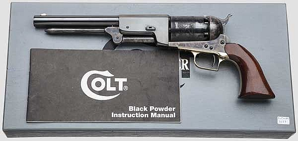 Colt Walker Model, Postwar