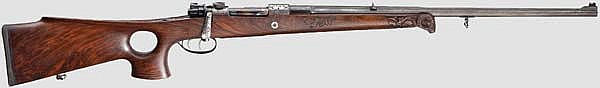 A repeating rifle Hensel, Rothenburg ob der Tauber