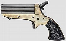 Sharps 4-Shot Pepperbox, Navy Arms