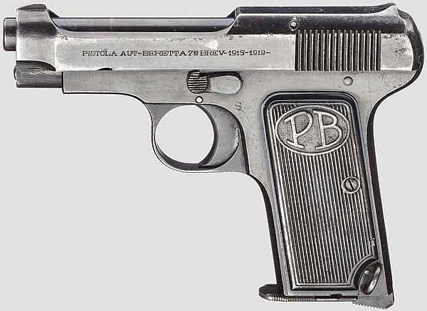 Beretta 1915 - 1919 (Mod. 22)