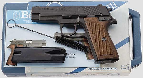 Bernadelli Mod. P 018 Compact, im Koffer mit Umkarton