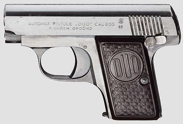 Pistole Duo