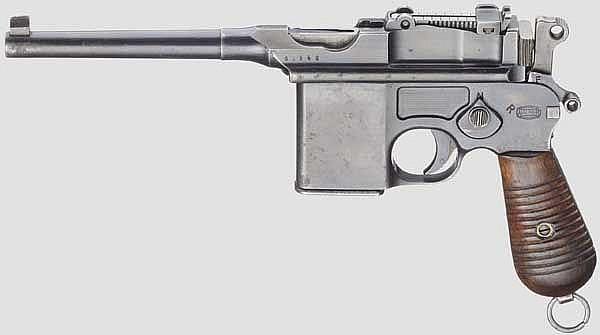 Mauser C 96 Mod. 1932, (